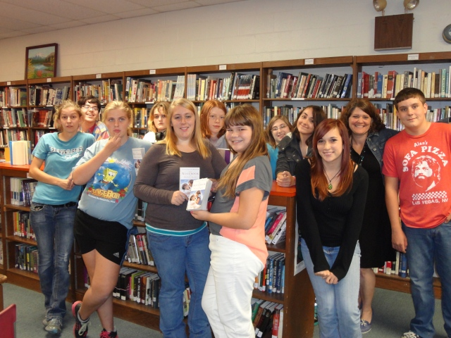 Lisbon High School Book Club