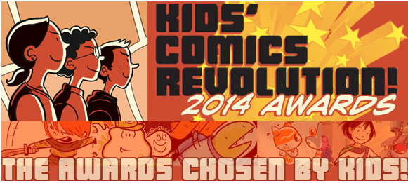 Kids' Comic Revolution!